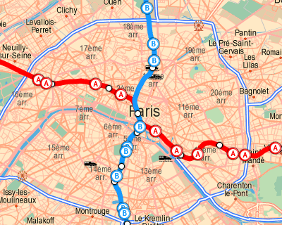 position rer temps reel
