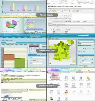 logiciel de gestion de clients