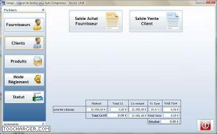logiciel de gestion gratuit pour auto entrepreneur